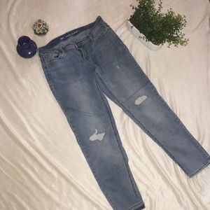 Women's Boyfriend skinny Jean 4 P- Back to school